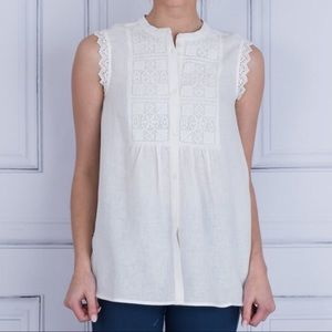 WEEKEND BY MAXMARA Nadia Embroidered Blouse